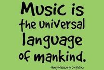 Music continued... / music rocks my world! / by Louann Hall