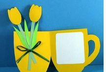 Crafts - Paper Fun / by Celesta Smith