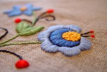 Embroidery / by umla umla