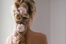 BRIDAL HAIR / by Haute Curvy Woman