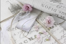 It's A Wrap / Presentation really makes the gift.  I love paying special attention to the wrapping.  It shows extra effort was taken to make that person feel as important to you as they really are. / by Marcia Packard Kenney