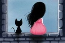 illustration / by umla umla