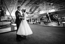 My wedding - travel/aviation / These are some of the professional photos taken from our aviation and travel themed wedding August 24th, 2013. / by Vicky M