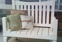 Outdoor Decor / Welcome / by Mary LeSueur