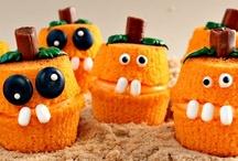 """Halloween Treats {Yummy!} / A """"Taste"""" of Halloween  / by Mary LeSueur"""