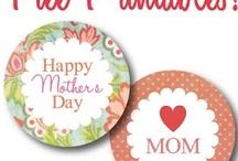Mother's Day / Everything I am I owe to my mother! / by Mary LeSueur