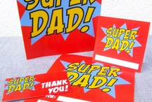 Fathers Day / I'm so glad when daddy comes home! / by Mary LeSueur