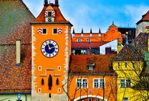 Clocktowers / by Vered Gabay