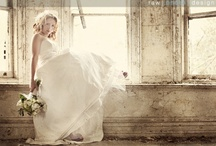Photography Poses... After the Wedding (and trash the dress) / by Crystal Phillips Olson