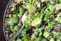Salads & Slaws / by Amanda Friedman