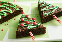 Christmas Treats / Yummy to my Tummy  / by Mary LeSueur