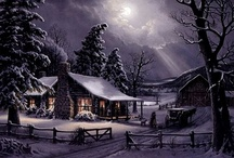 """Christmas Wishes / """"I'll be home for Christmas, if only in my dreams."""" / by Kimberly Walker-Lopez"""