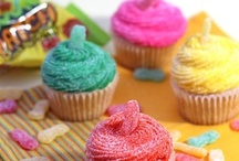 Cup Cakes / Cute as a cupcake  / by Mary LeSueur