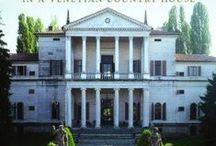 Palladian Architecture / From Andrea Palladio to Colen Campbell, see the architectural designs that inspired John Drayton in 1738  / by Drayton Hall
