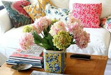 California Cottage Decorating / I have $500 to redecorate...what should I do first? / by Ruth