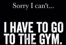 I work out / by Reesie Edmondson