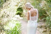 Gorgeous Wedding Gowns / by Nerida McMurray