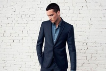 Men's style/Fashion / by Nerida McMurray