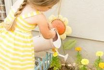 Kids- Gardening / by Lindsey Baker/ A {Simple} Kind of Life