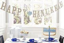 Hanukkah Ideas / by Pottery Barn Kids