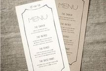 Events: Wedding (Stationary) / by Brittany Mc Cune