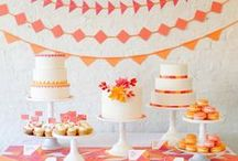 bridal showers + bachelorette ideas / by Emily Whiting