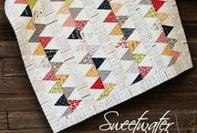 Pleasing Pieced Quilts: Chevrons / by Elise Buhn