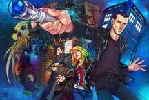 Doctor Who / by Alexis Burkland