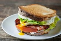Sandwiches! What else? / by Ashley Mosebey