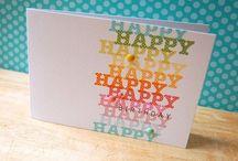 Cards I wish I'd made / by Kelly Adams