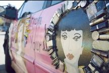 Car Art / Car or canvas? These artists don't make the distinction. And neither do we. / by Esurance