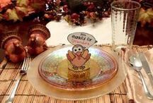 Holidays-Thanksgiving Crafts / by Shirley Schmerbeck