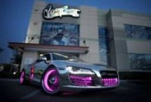 FANtasy Build / For the first time ever, you can help concept a West Coast Customs car!  Tweet your idea for the car of tomorrow using #FANtasyBuild or enter on www.FANtasyBuild.com.   The top 5 most creative and innovative (yet practical) suggestions will be added to the custom build, and the 5 finalists who submitted the winning ideas will appear on an episode of West Coast Customs. The fan whose #FANtasyBuild submission best encapsulates these cutting-edge characteristics will win the custom Jeep Compass. / by Esurance
