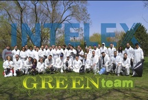 Green Office   / Tips on how your organization can be more environmentally responsible from a leading provider of environmental management solutions . Follow Intelex's example and see how you can improve our environment. / by Intelex Technologies