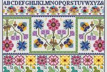 Needlework: A Mix of This and That.... / Here you will find a variety of patterns for use with counted cross stitch and plastic canvas. / by Nan Legler