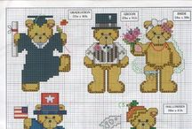 Needlework: Bears / by Nan Legler