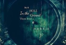 middle earth / by Grace Whittington
