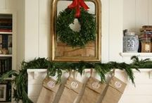 holiday decor / by Brooke Chamblee