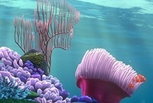 unda' tha sea! / by Shanae Roberts