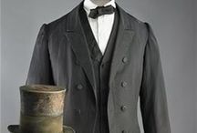 Historical Men's Fashion (all eras) / This board is men's fashion from 1,000 AD to recent. It includes accessories as well. / by Anna Wilkerson