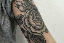 tattoos / by Katja M