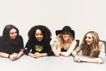 little mix / Little Mix: Perrie Edwards, Jade Thirwall, Jesy Nelson, Leigh-Anne Pinnock.  / by Hannah Cathleen (✔)