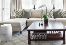 Living Room   Dining Room / by Meagan Charron