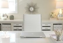 Home Office / by Meagan Charron