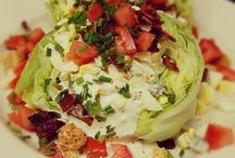 Salads / by Meagan Charron