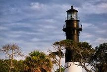 Beaufort County, SC / Beaufort, Hilton Head, Hunting Island & Saint Helena Island / by ♥