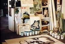 live-in studio / by Anna Macedo