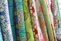 Fabric Makes Me Happy / by Lisa Mullins
