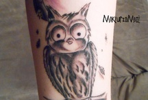 Owls are a HOOT!  / by Wendi Girven