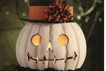 Halloween / by Kerri Ward Rhame